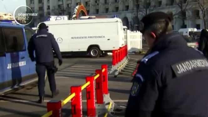 Alertă de atentat terorist la Târgul de Crăciun din București? S-au luat măsuri
