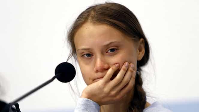 Greta Thunberg, persoana Anului 2019! Prestigioasa revistă Time i-a acordat premiul