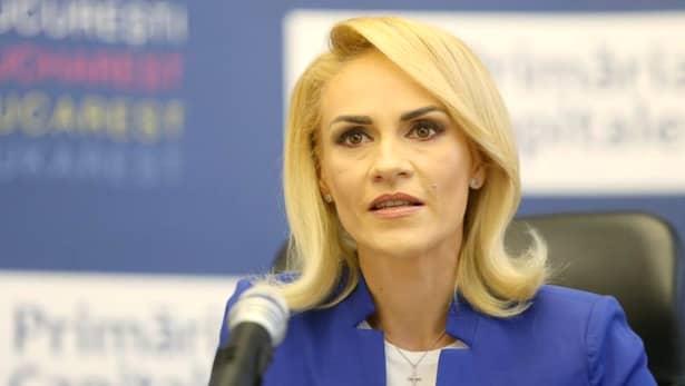 Gabriela Firea, oficial OUT din cursa pentru Palatul Cotroceni! Gabriela Firea