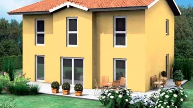 Cum arată casa de 1.000 de euro. E rezistentă la cutremur și la incendii