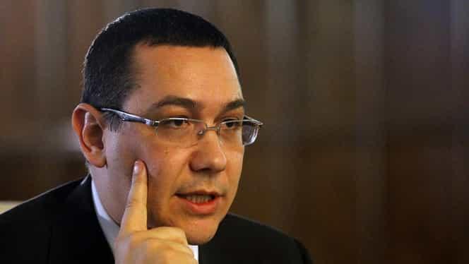 Presa sârbă: Victor Ponta are cetăţenie sârbă! Răspunsul fostului premier!