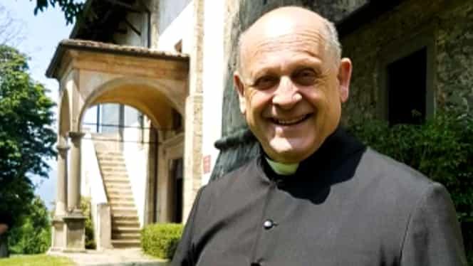 Sacrificiul unui preot italian, infectat cu coronavirus! A murit, după ce a cedat ventilatorul mecanic unui tânăr