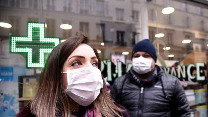 Situația la zi a coronavirusului în România! Un vindecat, 49 de persoane în carantină şi 7893 izolate la domiciliu