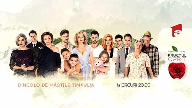 Antena 1 nu mai poate difuza Fructul Oprit. Serialul, scos și de pe Antena Play, după o decizie a instanței