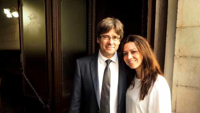 GALERIE FOTO. O româncă din Vaslui va fi prima doamnă a noului stat Catalonia