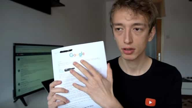 """Un român de 26 de ani a refuzat un salariu amețitor de la Google. Cristian Dascălu și-a explicat decizia """"nebună"""" într-un VIDEO"""