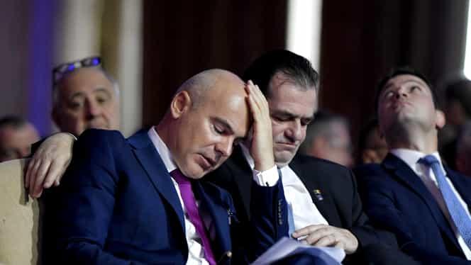 """Ei sunt miniştrii aflaţi pe lista neagră a PNL. Rareș Bogdan: """"Bucuraţi-vă că aveţi paratrăsnetul şi omul care vă acoperă"""""""