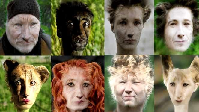 Inteligența artificială, de neoprit. Cum arată oamenii în versiunea lor animală – Foto/ Video
