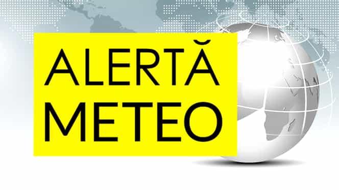 Vremea în București: Alertă ANM pentru următoarele 24 de ore