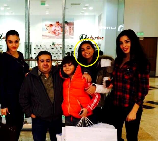 Ştiai că Adi Minune mai are o fiică?! Aşa arăta Adriana când era mică. A crescut şi acum e o adevărată domnişoară. Lumea zice că e chiar mai sexy decât Carmen