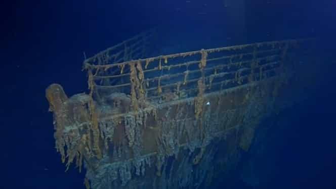 Epava Titanicului, protejată printr-un tratat semnat de guvernele britanic şi american! Accesul a devenit interzis