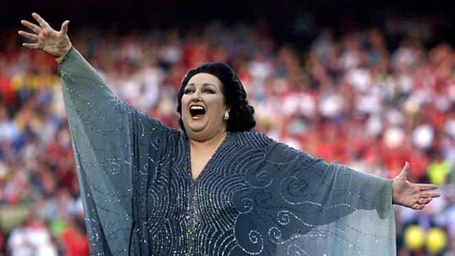 A murit soprana Montserrat Caballé! S-a stins pe patul de spital
