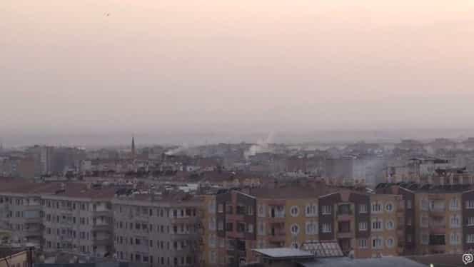 Turcia a început ofensiva militară în nordul Siriei, după ce SUA și-a luat mâna de pe aliatul kurd! Live Video