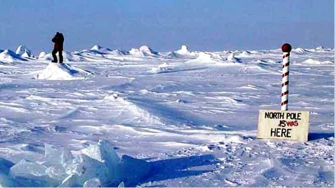 Polul nord magnetic al Pământului s-a deplasat. Noua locaţie