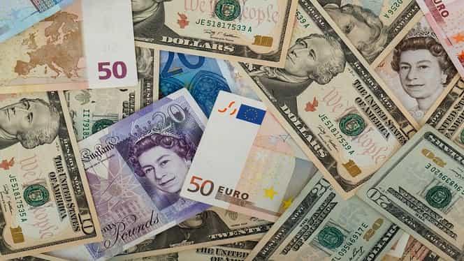Curs valutar BNR azi, 23 ianuarie 2020. Cotațiile pentru euro, dolar, franc elvețian și valoarea gramului de aur – UPDATE
