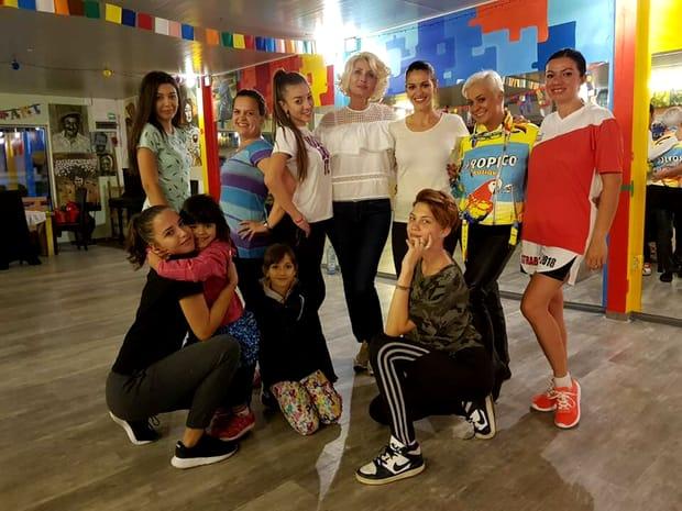 Monica Anghel a ajuns directoare la Pitești! Cu ce se ocupă acum artista și cum arată