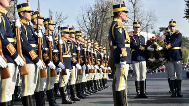 Ziua Armatei Române sărbătorită în unitățile militare! Mai multe manifestări au loc în diferite garnizoane