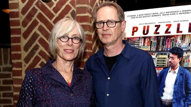 Doliu la Hollywood! Steve Buscemi a rămas văduv după ce soția sa a murit fulgerător