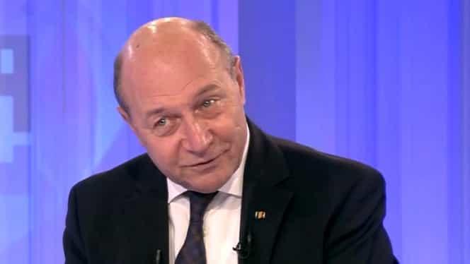 """Traian Băsescu ar putea candida la Primăria Capitalei. """"Bucureștiul, din păcate, a rămas la nivelul proiectelor pe care le-am terminat eu"""""""