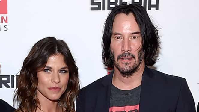 """Românca Ana Ularu și Keanu Reeves, la premiera thrillerului Siberia! """"Am avut multe scene intime cu Ana"""""""