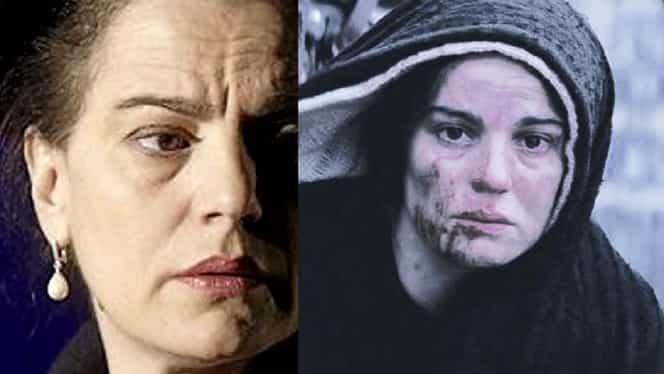 """Ce a pățit Maia Morgenstern după ce a interpretat-o pe Fecioara Maria în Patimile lui Hristos: """"Am fost pedepsită"""""""