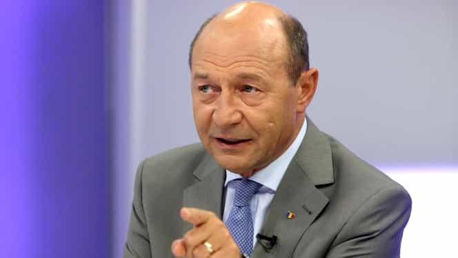"""Traian Băsescu, dezlănțuit înainte de votul de azi: """"Dacă nu votezi, 5 ani să taci din gură"""""""