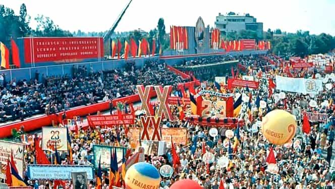 Ce se sarbătorea pe 23 august. Cum a ajuns 23 august cea mai mare sărbătoare comunistă