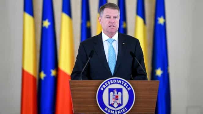"""Klaus Iohannis, de partea protestatarilor """"România vrea autostrăzi"""": """"Vreau să ştie că sunt alături de ei #șîeu"""""""