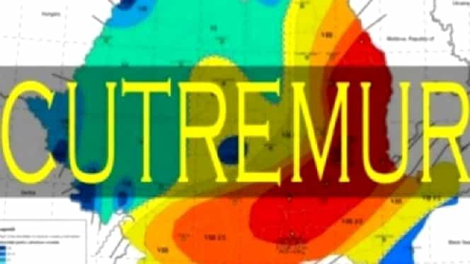Cutremur puternic în România de 5,8 grade în noaptea de sâmbătă spre duminică, 28 octombrie!