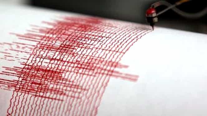 Update. INFP a revizuit la 4,4 pe scara Richter magnitudinea cutremului înregistrat miercuri în România