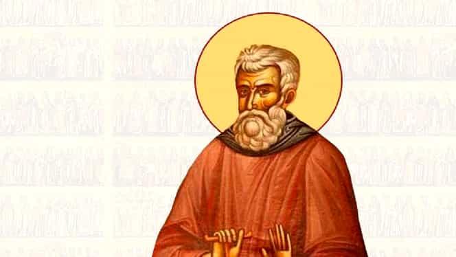 Calendar ortodox miercuri, 8 ianuarie 2020. Biserica îi pomenește pe Sfinții Gheorghe Hozevitul și Cuvioasa Domnica