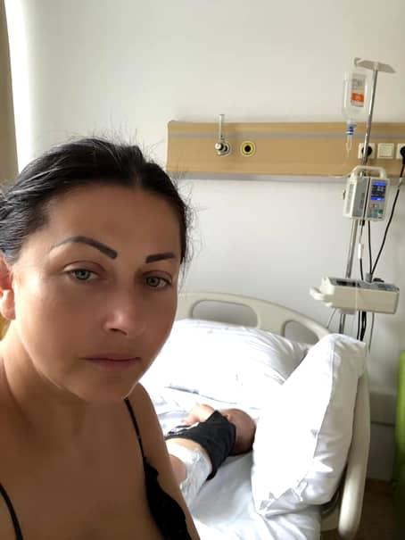 Gabriela Cristea a ajuns de urgență la spital! Gabriela Cristea