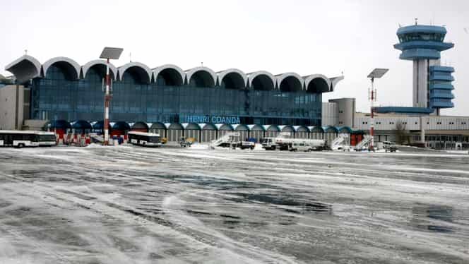 Întârzieri la cursele aeriene de pe Otopeni și Băneasa. Ce se întâmplă în aeroporturi