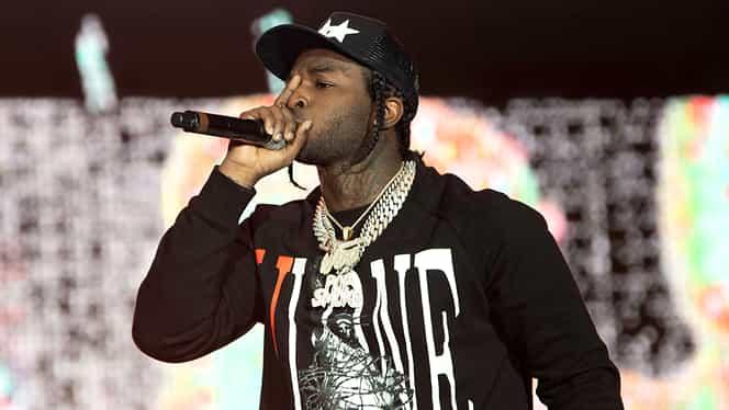 Rapperul Pop Smoke a fost ucis. Indivizi înarmați au pătruns în locuința sa