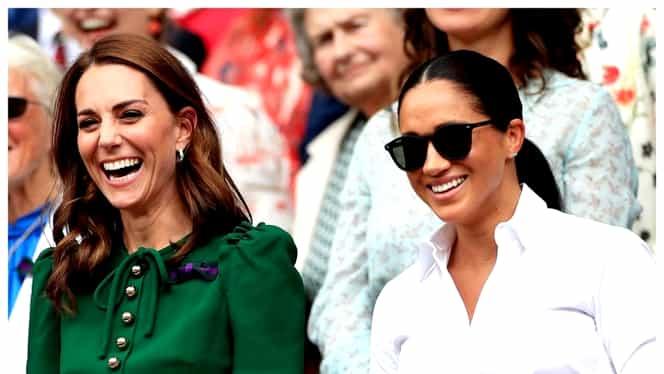 De ce s-au retras Meghan Markle și Prințul Harry din Casa Regală. Ducesa de Sussex, tratată diferit față de Kate Middleton