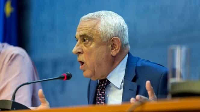 """Petre Daea, declarație bizară: """"România are atât de multe tractoare că pot înconjura granița țării de 4 ori"""""""