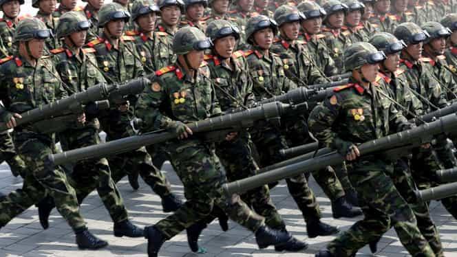 Un militar nord-coreean a murit de foame în trenul care îl ducea acasă! Ce întârziere a avut trenul!