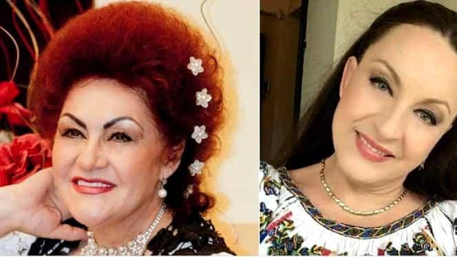 """Scandal în muzica populară. Elena Merișoreanu o atacă pe Maria Dragomiroiu, din cauza pensiei: """"Nu e cazul să ne văităm"""""""