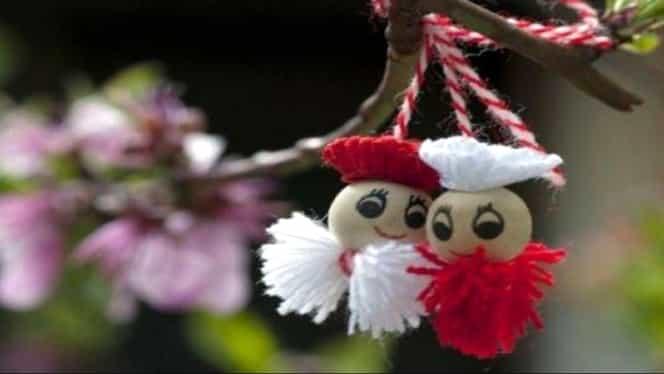 1 Martie tradiţii şi obiceiuri. Povestea Mărţişorului