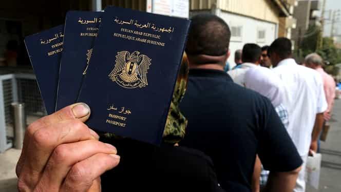 Incredibil! Statul Islamic deţine peste 11.000 de paşapoarte siriene în alb!