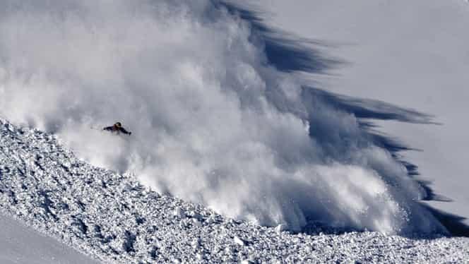Avertizarea meteorologilor: pericol de avalanșe! Ninsori masive și ger năprasnic în următoarele zile