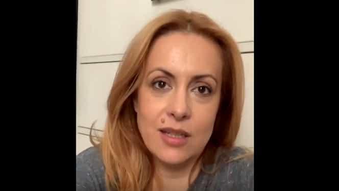 """Simona Gherghe, clipe grele în carantină: """"Mă ustură ochii"""""""