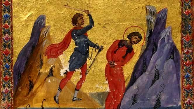 Calendar ortodox, 12 septembrie: pomenirea sfântului mucenic Autonom