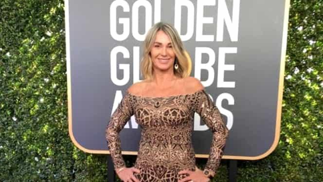 Nadia Comăneci a atras toate privirile la Golden Globes 2019! Cine a apărut la eveniment