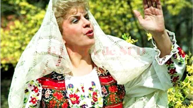 Interpreta de muzică populară Ionela Prodan a murit. Artista avea 70 de ani