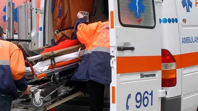Elev din Alexandria înjunghiat la şcoală! Copilul a ajuns de urgenţă la spital