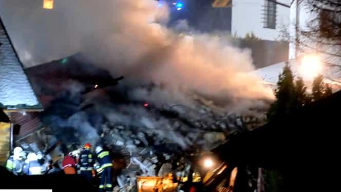 UPDATE- Explozie puternică în Polonia, soldată cu 8 morți. Intervenție în forță a autorităților