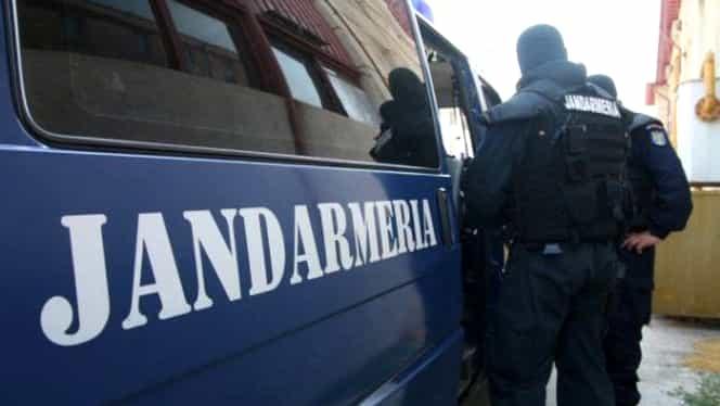 Un subofiţer din Jandarmerie, arestat pentru trafic de cocaină după ce a fost prins în flagrant