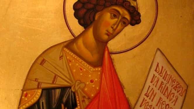 Calendar ortodox 17 decembrie. Sunt prăznuiți Sfântul Prooroc Daniel şi cei Trei Sfinți Tineri