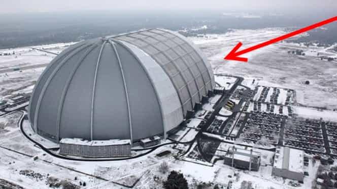 Arată ca un hangar imens, dar când îi treci pragul păşeşti într-un adevărat paradis! GALERIE FOTO